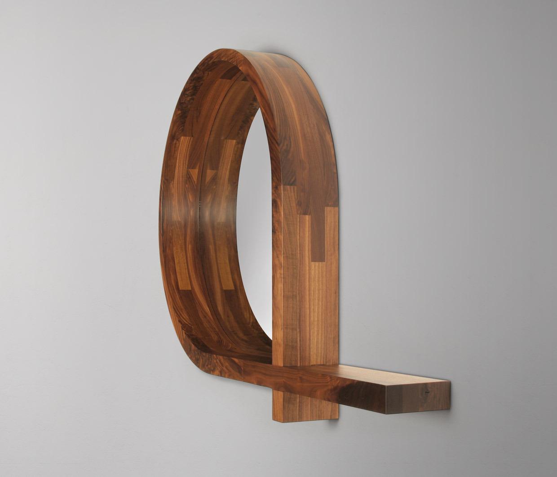 100 Mirrored Wall Shelves Skram Furniture Company