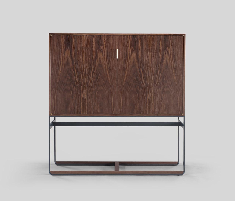 Skram Furniture Company / Piedmont Cabinet-on-stand