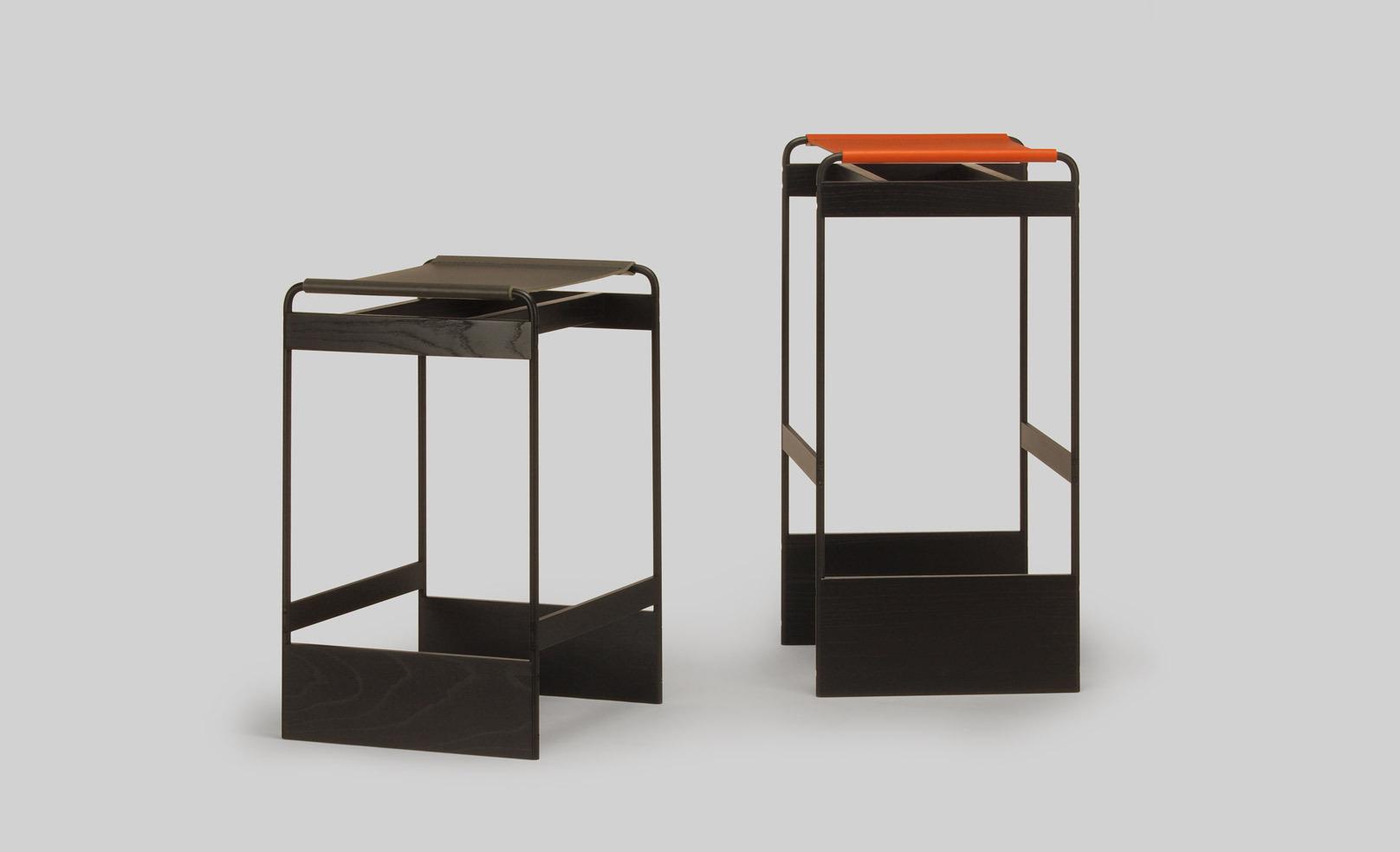 Skram Furniture Company Piedmont 2 Stool